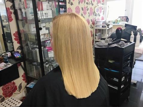 Why Yuko permanent hair straightening?