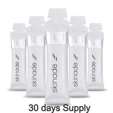 Skinade Hydrolysed Marine Collagen 30 days sachets