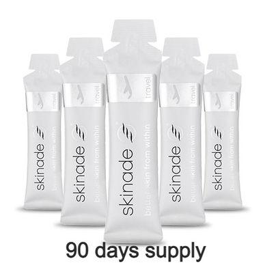 Skinade Hydrolysed Marine Collagen 90 days sachets