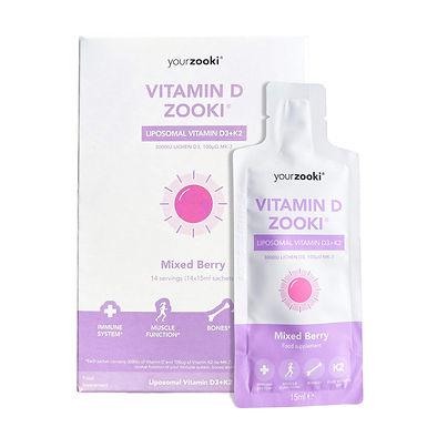 Liposomal Vitamin D Zooki