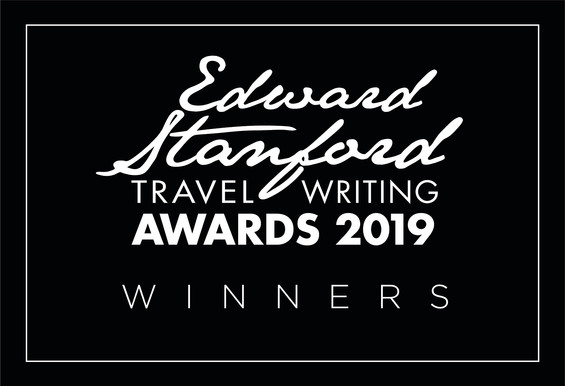 Winners of the Edward Stanford Travel Writing Awards 2019 Announced