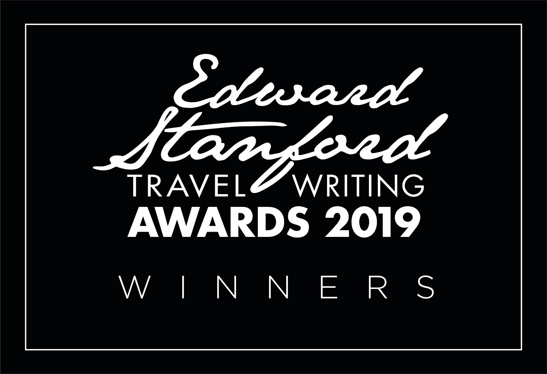 Winners of the Edward Stanford Travel Writing Awards 2019