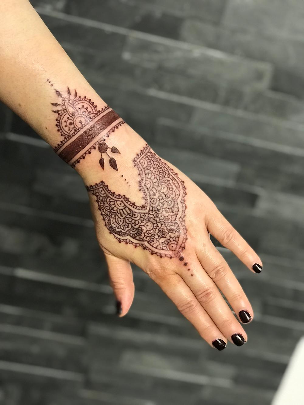 Nove tetovani bepanthen mazani