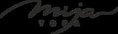 Logo Yoga Mija Praha Vinohrady Vrsovice