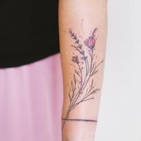 květiny příroda tetování praha tattoomija5.JPG