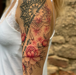 Moje první tetování