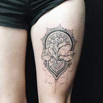 Mandala tetovani Nika Chic studio Tattoo Mija Praha 10 Vrsovice (10).JPG