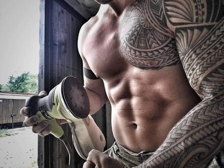 Maori, tetování jako štít