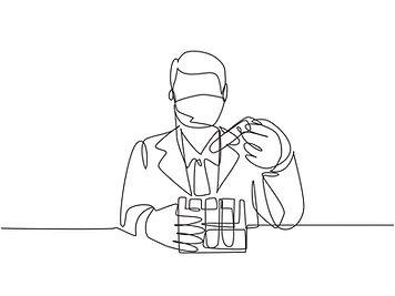 aseptické plnění MB Pharma