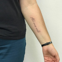 Napisy tetovani TaTERKA studio Tattoo Mija Praha 10 Vrsovice (6).JPG