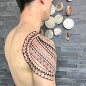 tattoomija praha maorka maori samoa teto