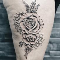 Mandala tetovani Nika Chic studio Tattoo Mija Praha 10 Vrsovice (3).JPG