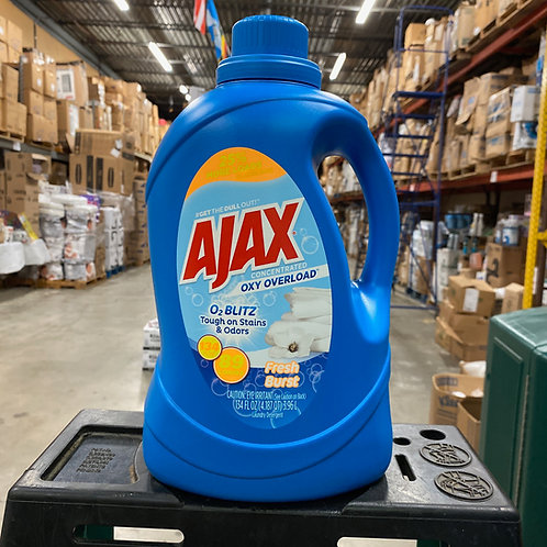 Ajax Oxy Overload Laundry Detergent