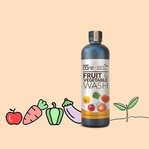 All Natural Fruit & Vegetable Wash | 400 ml