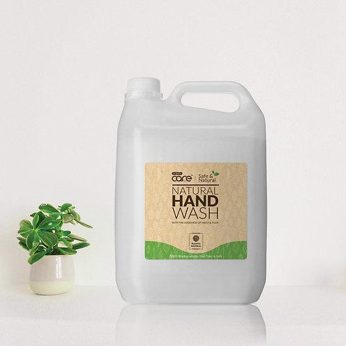 CARE Natural Hand Wash   5 L