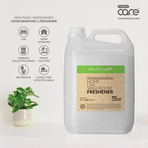 'Reduce and Reuse' Can | 5L CARE Freshener