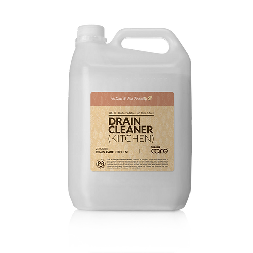 CARE Natural Kitchen Drain Cleaner | 5L Pack