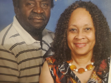 2021 Black History Month: George and Roszena Shaw and Robert and Pat Kemp