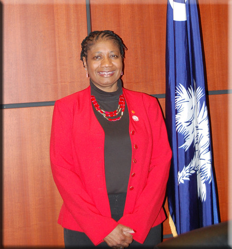 2021 Black History Month: Community Member, Council Member and Mayor Pro Tem Alesia Smith
