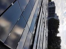 Schone zonnepanelen