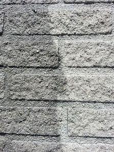 Gevelreiniging steen