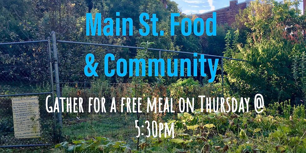 Main Street Food & Community