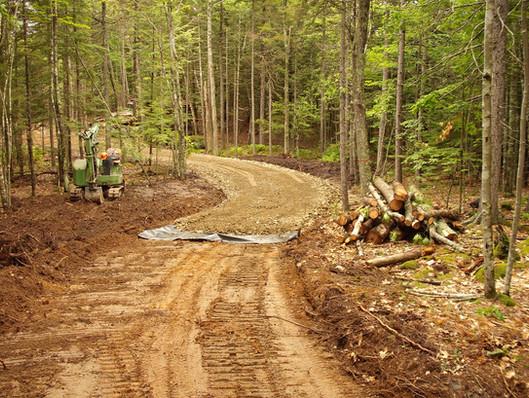 Building a Driveway