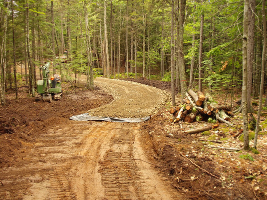 Creating a Driveway