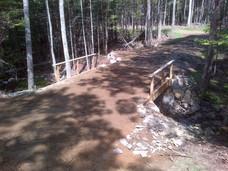 Horse Trail Bridge