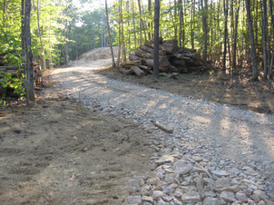 Driveway and Site Prep