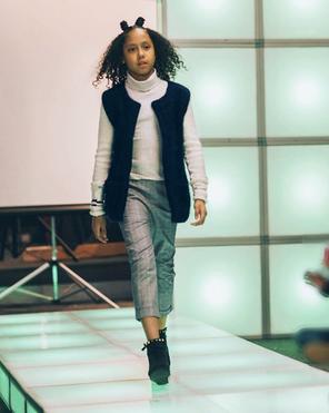 Moderni Collection at the BCF Fashion Show