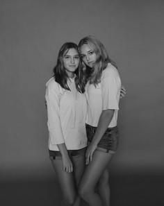 Solving Kids Cancer_Zuzanna & Violet