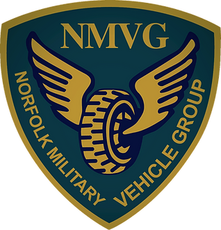 Norfolk Military Vehicle Group Logo