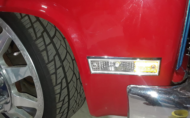 Chevy C30 Dually