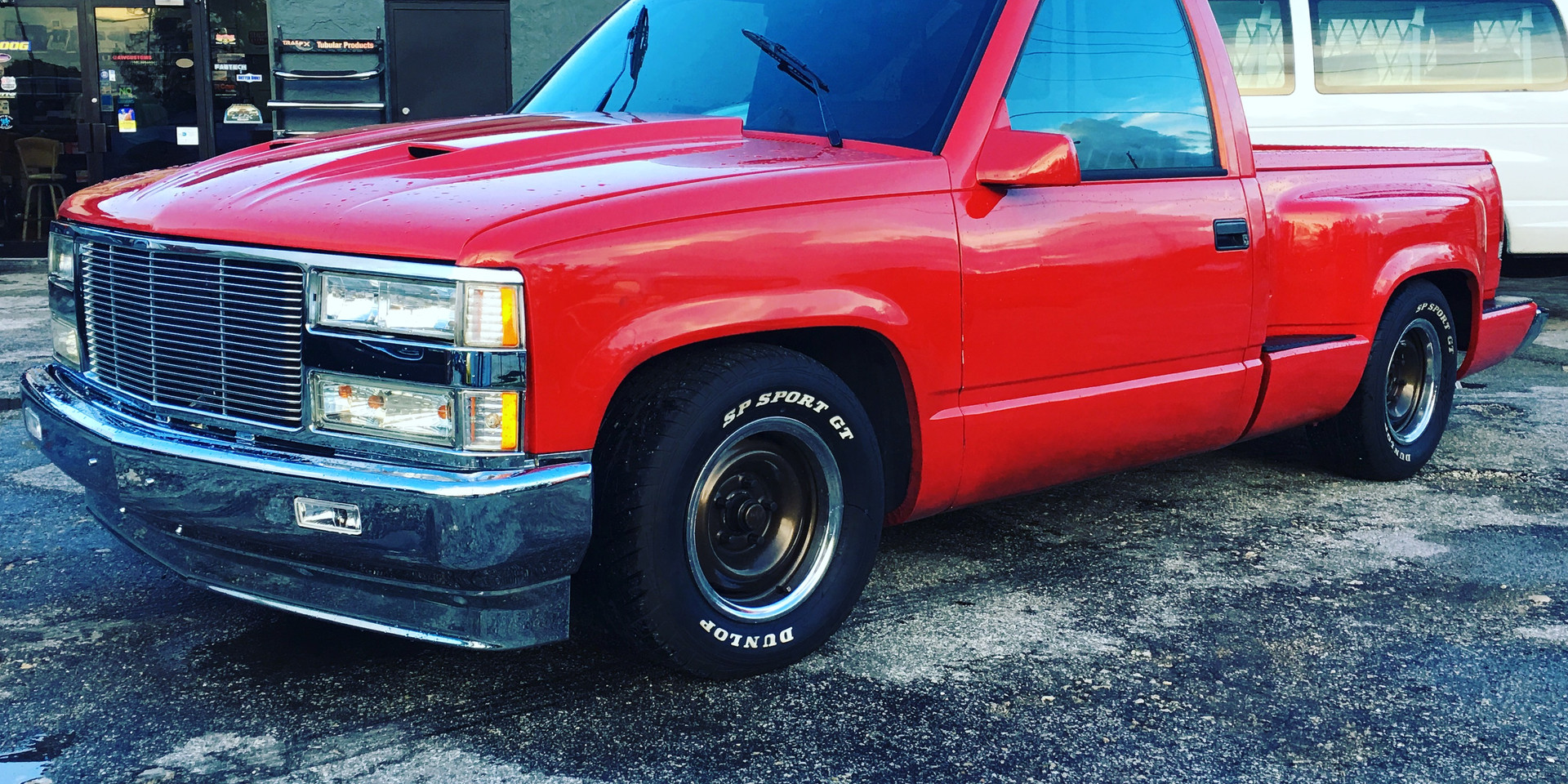 Chevy C1500 OBS