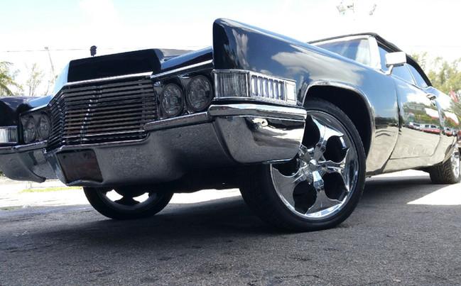 1969 Caddy