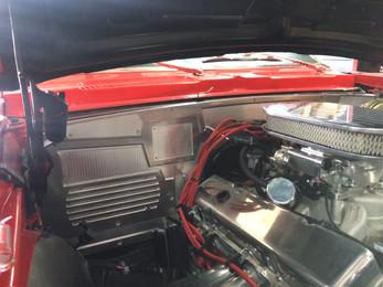 Custom Camaro Firewall