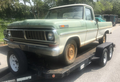 1967 F100