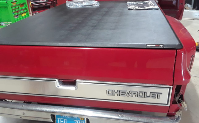 Chevrolet C30 Dually