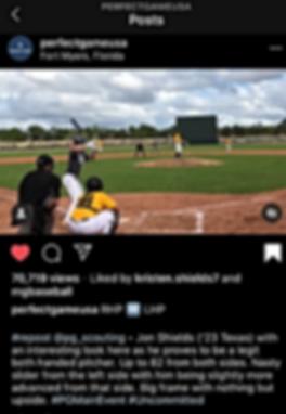 Jon Morgan Shields PG Write up 2019 70,0