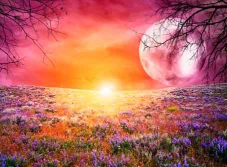 Pleine lune 7 Mai 2020