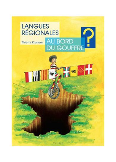 Livre Thierry Kranzer Langues régionales