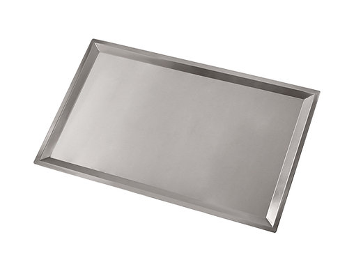 "20"" x 33.5"" Stainless Steel Pan Trays"