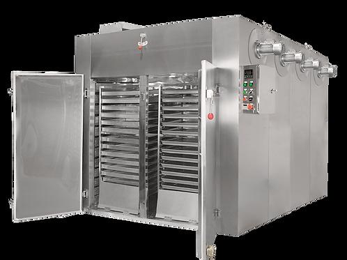 Four Trolley | 120-Tray Industrial Food Dehydrator | 35.3m² Total Tray Area