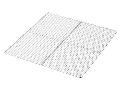 "16"" x 16"" Stainless Steel Mesh Trays"