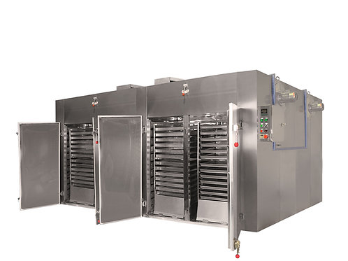 Eight Trolley | 240-Tray Industrial Food Dehydrator | 750 sq. ft Total Tray Area