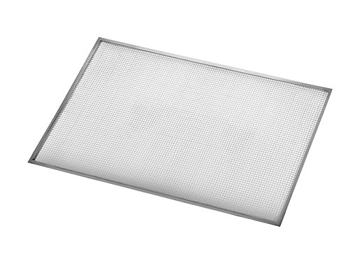 "20"" x 33.5"" Stainless Steel Mesh Trays"