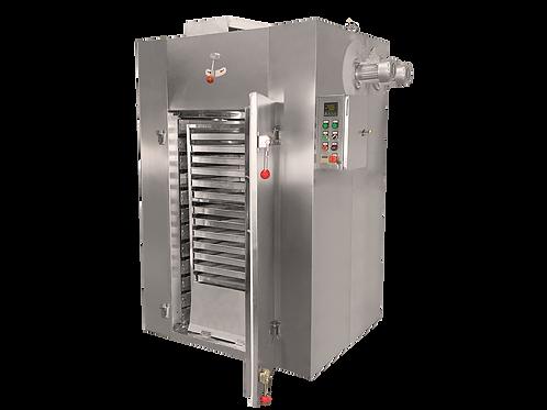 Single Trolley   30-Tray Industrial Food Dehydrator   8.8m² Total Tray Area