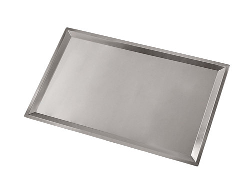 Stainless Steel Pan Trays - 50x85cm
