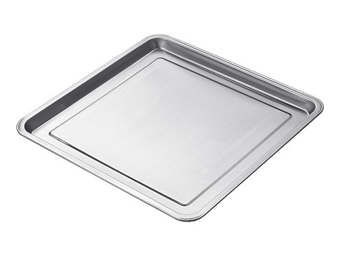 """16"""" x 16"""" Stainless Steel Pan Trays"""